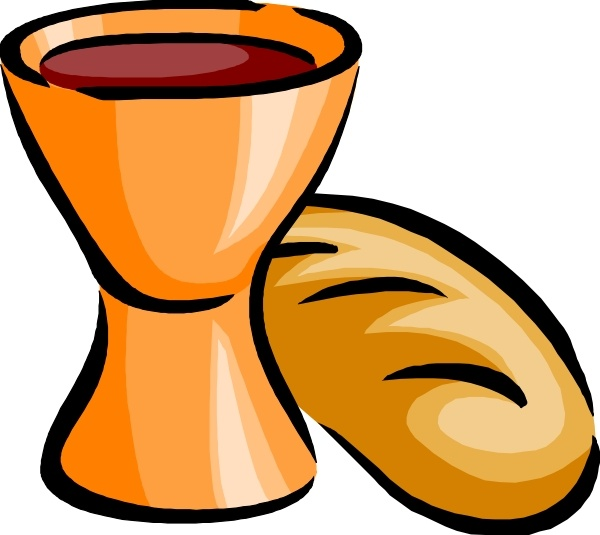 600x535 Bread And Wine Clip Art Free Vector In Open Office Drawing