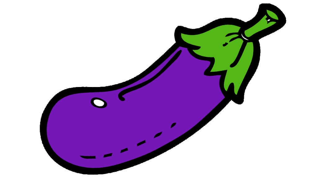 1024x576 vector eggplant drawing clipart of eggplant clipart free