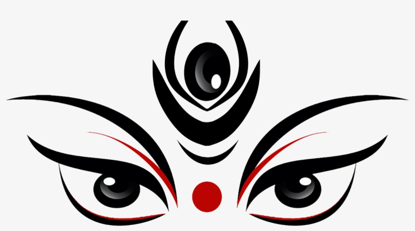 Drawing Of Goddess Durga Free Download Best Drawing Of