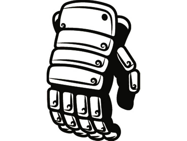 794x597 hockey glove equipment uniform pads stadium arena ice rink etsy