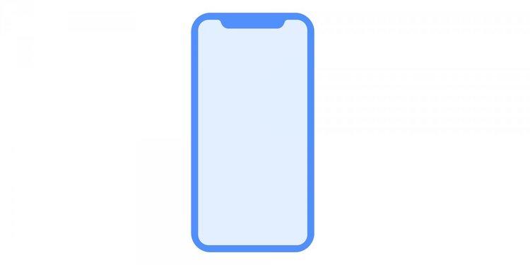 750x375 iphone rumors iphone x has black notch, sensing