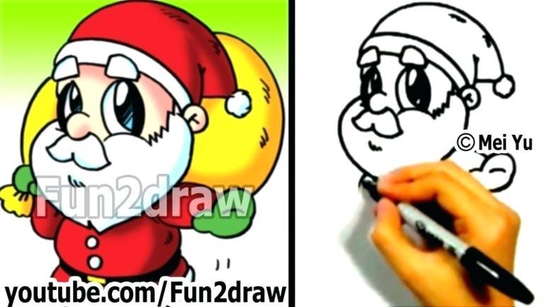 768x433 drawing christmas stuff drawn stuff how to draw christmas stuff