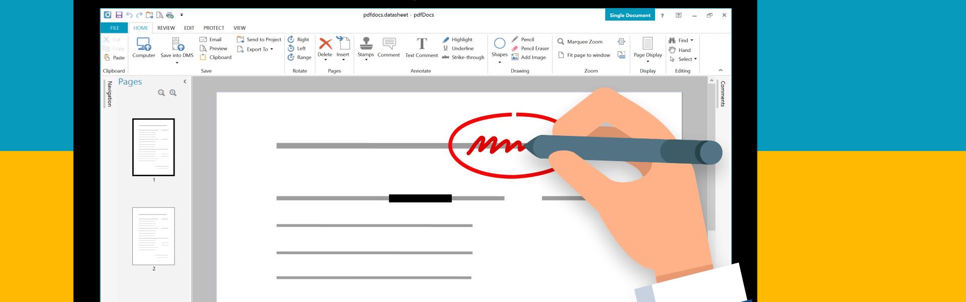 1920x600 writing on a pdf with a stylus pdfdocs blog docscorp