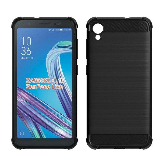 640x640 Caseishere Phone Case Carbon Fiber Shockproof Flexible Tpu Rubber