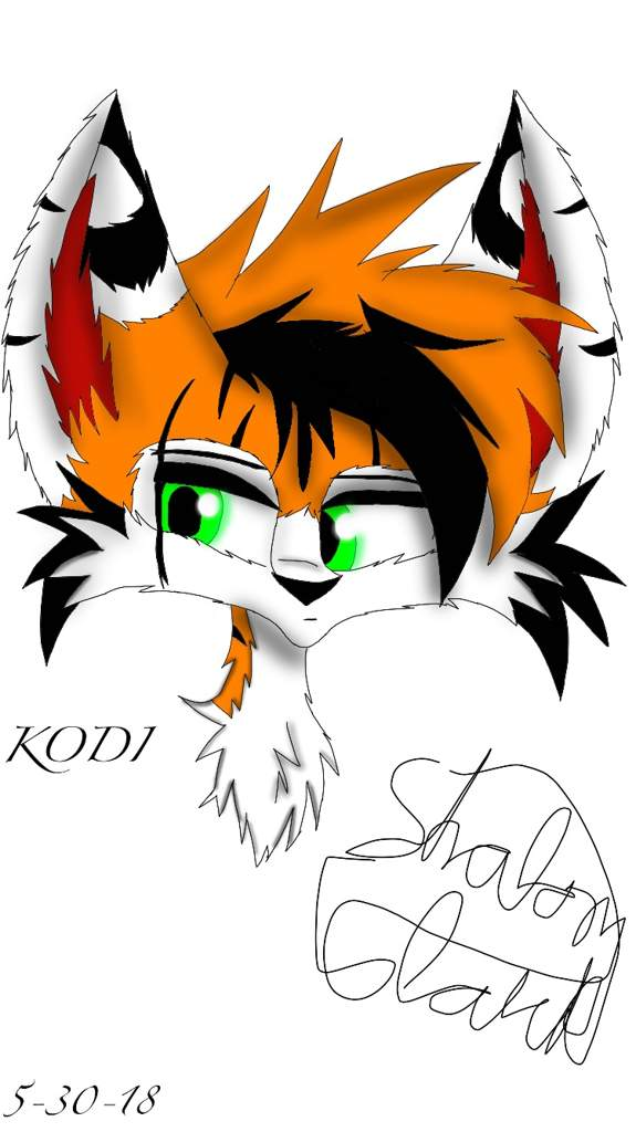 575x1024 Drawing On The Phone Furry Amino