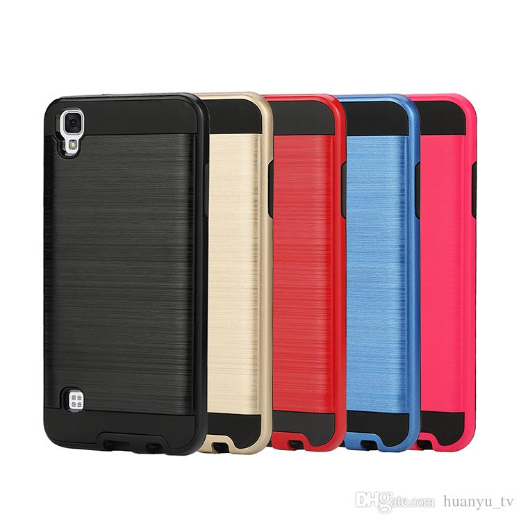 750x750 Armor Drawing Wire Phone Cases For Lg Tpu Pc
