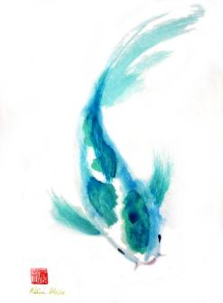 247x335 Ricepaperart Watercolor Paintings On Rice Paper