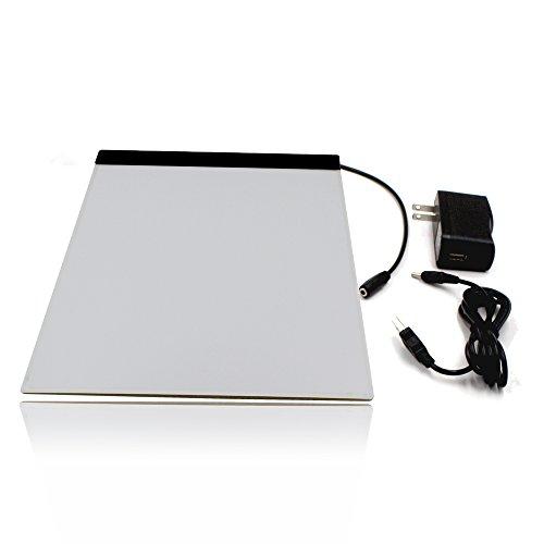 500x500 f led light pad borad tracing table tattoo stencil drawing pad