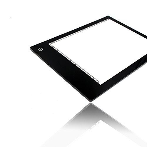 500x500 led light pad borad tracing table tattoo stencil drawing pad