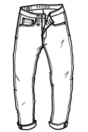300x451 Men Pants