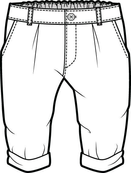 432x571 Fashion Learning Pants