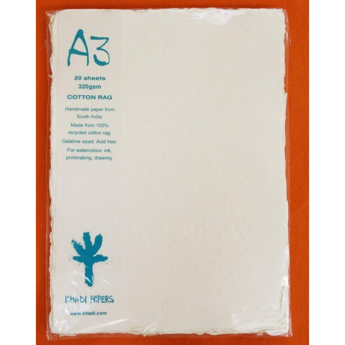 1200x1200 Khadi Papers Pack Of Sheets Gsm Rough Size