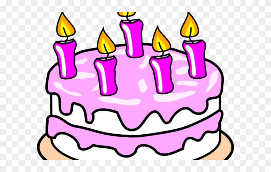 880x560 Birthday Cake Clipart Clip Art