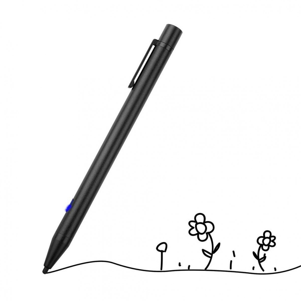 1200x1200 Salute Stylus Pen Active Touch Screen Capacitive Drawing Pen Usb