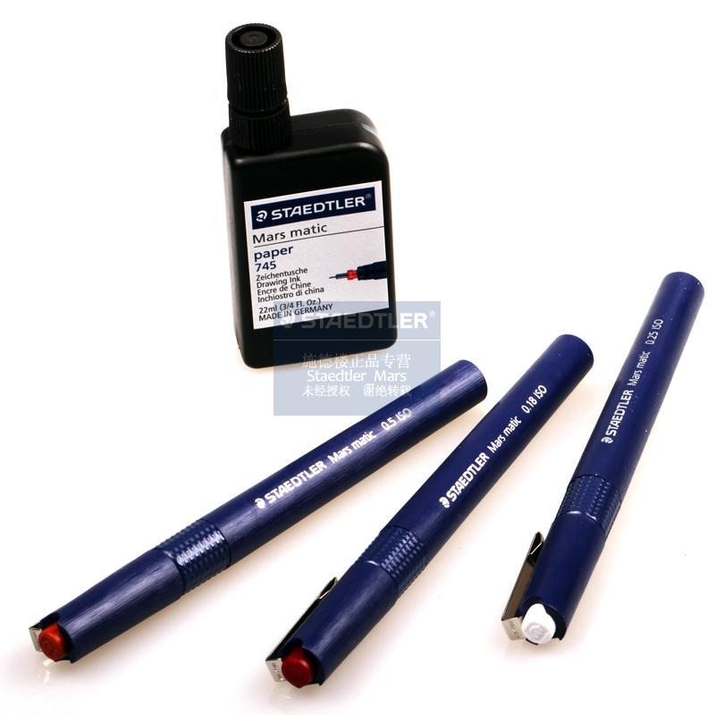 800x800 The German Staedtler Professional Graphics Drawing Pen Fine