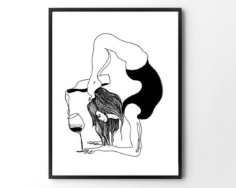 340x270 Pen Ink Drawings Illustrations Etsy