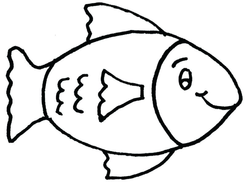 800x600 kids simple drawings drawing of kids fish drawing for kids gallery