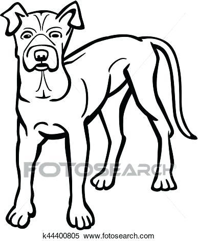 387x470 Drawings Of Pit Bulls Drawing Pit Bull