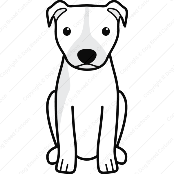 600x600 Terrier Drawing Lakeland Transparent Png Clipart Free Download