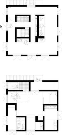 236x512 best plan images in architecture drawing plan