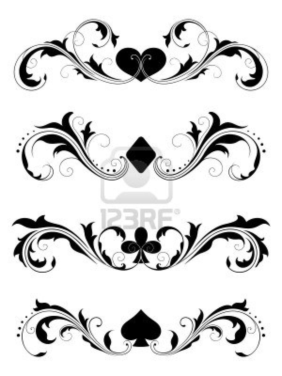 900x1200 poker, poker suits, cards, poker cards, tattoo design, symbols