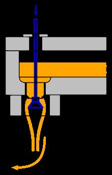 220x342 Glass Tube