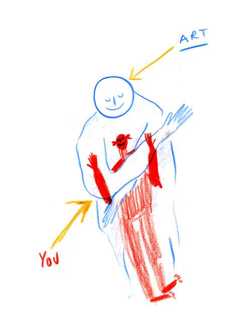 500x644 Lol Drawing Illustration Art Red Life Friends Pencils Personal Fun