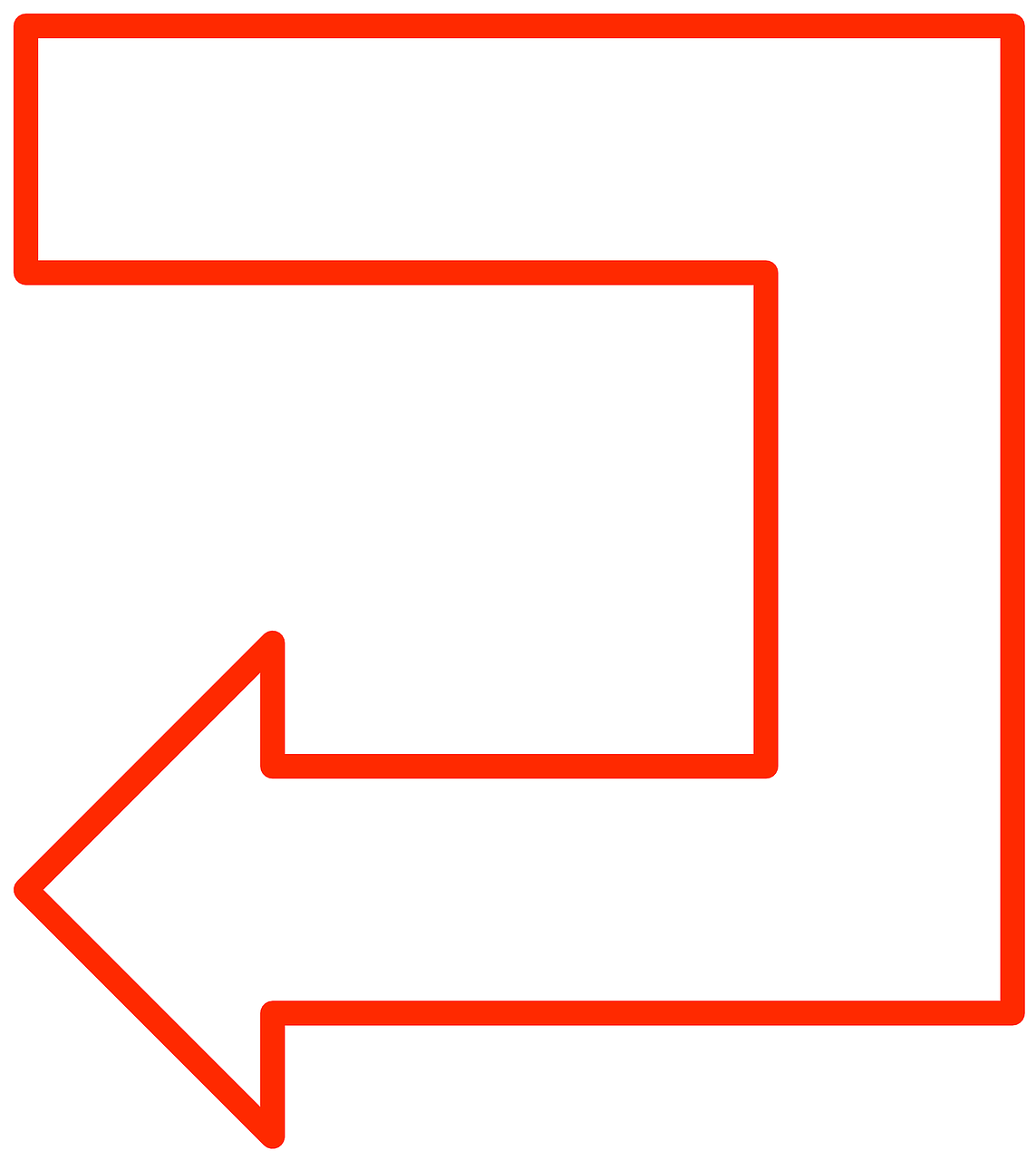 1143x1280 Arrow, Flowchart, Symbol, Flow Chart, Drawing
