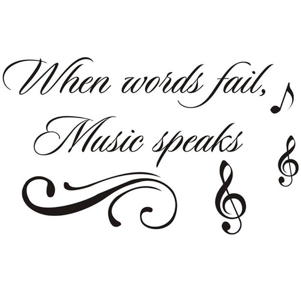 1000x1000 Homefind When Words Fail, Music Speaks