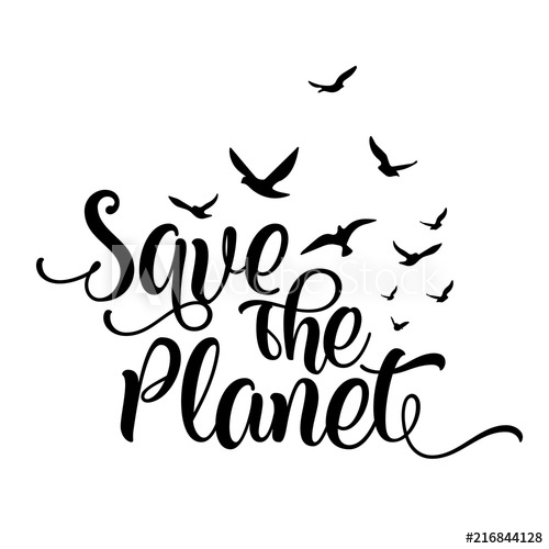 500x500 Save The Planet