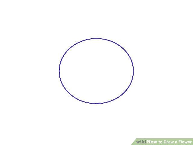 640x480 Easy Ways To Draw A Flower