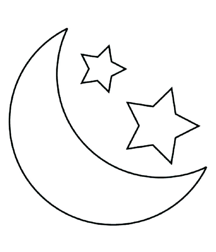 714x835 star shape printable star star shape template free printable
