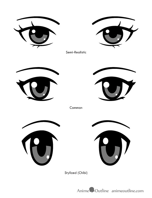 Drawing Snowman Eyes