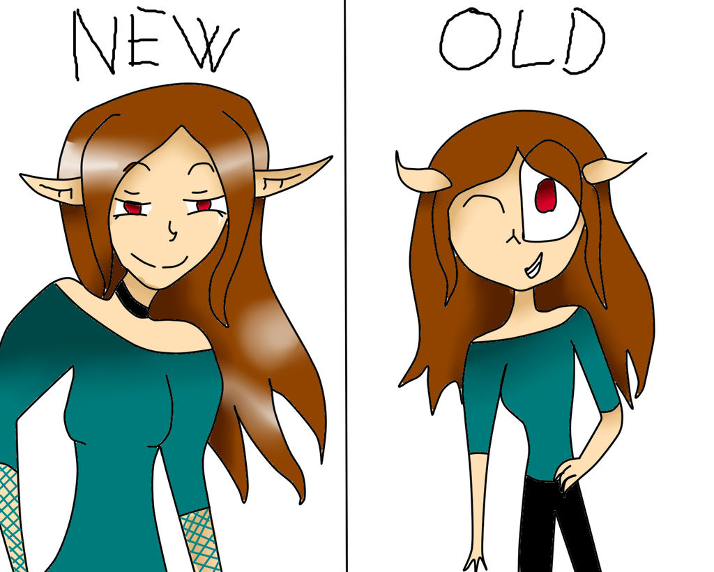 1024x820 My New And Old Drawing Styles