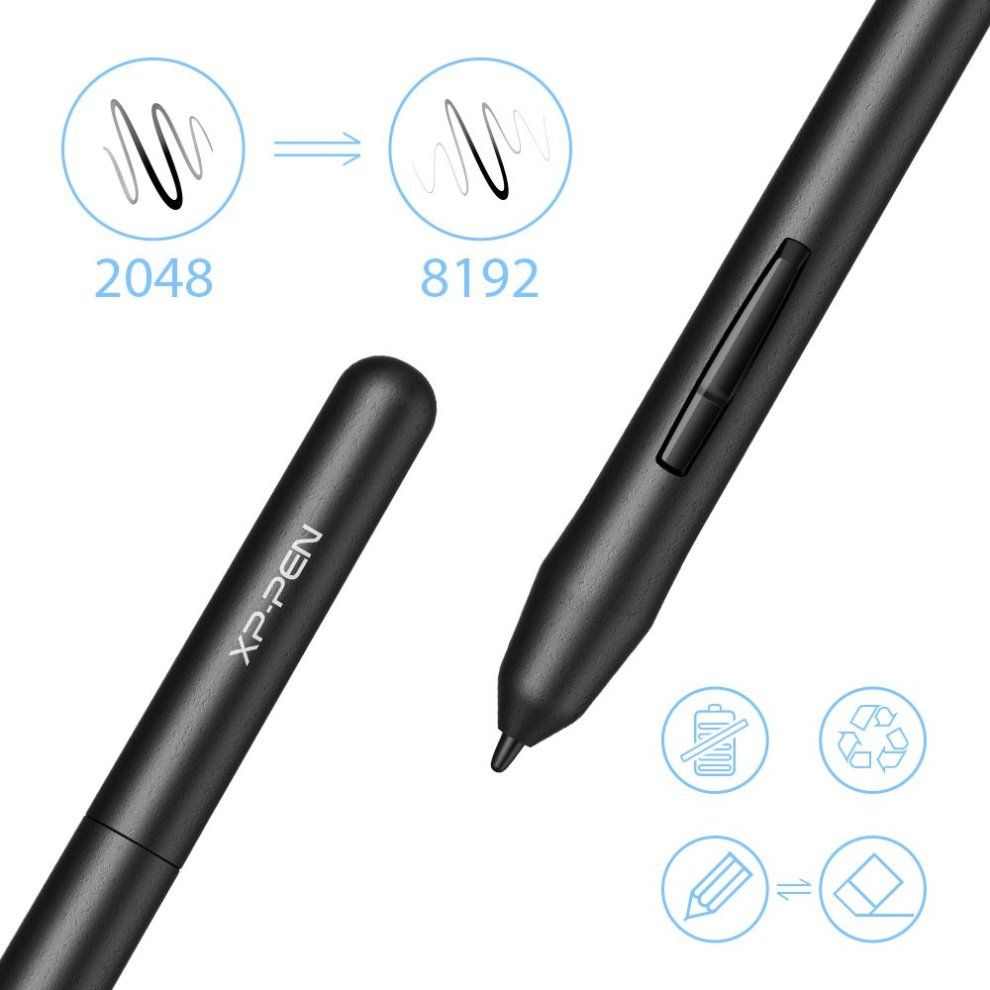 990x990 xp pen inch graphics pen tablet drawing tablet