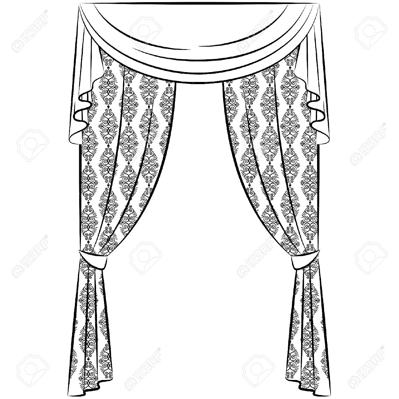 Drawing The Curtains