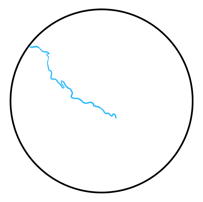 680x678 How To Draw The Earth