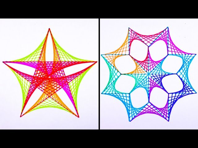 640x480 Mix Clever Drawing Tricks That You Never Seen