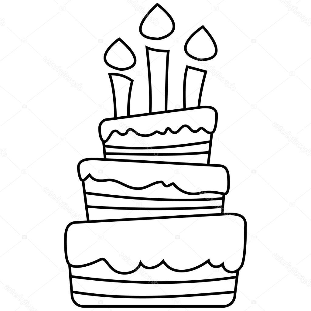 1024x1024 Best Hd Cake Drawing Vector Photos Free Vector Art, Images