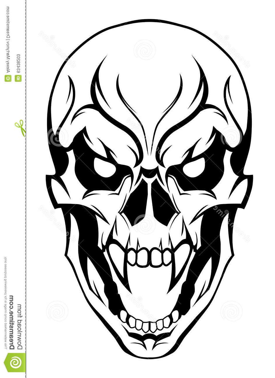 947x1300 Hd Drawings Of Skulls On Fire Vector Free Free Vector Art