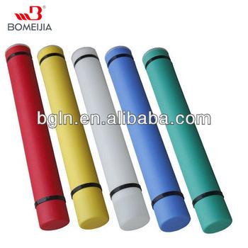 350x350 diameter stretchable plastic drawing tube map tube scroll
