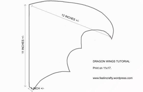 584x378 dragon wings tutorial wow bearded dragon wings, diy wings, diy