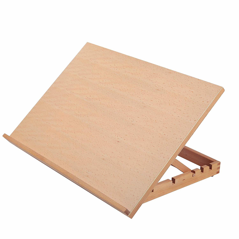1500x1500 china adjustable beech wood artist tool box wooden wood artist