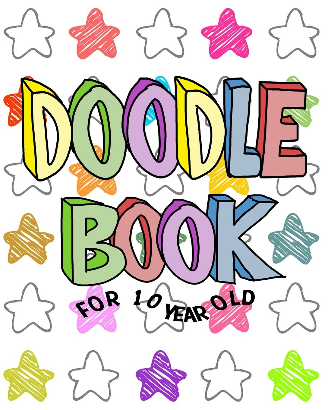 1088x1360 doodle book for year old blank doodle draw sketch book dartan