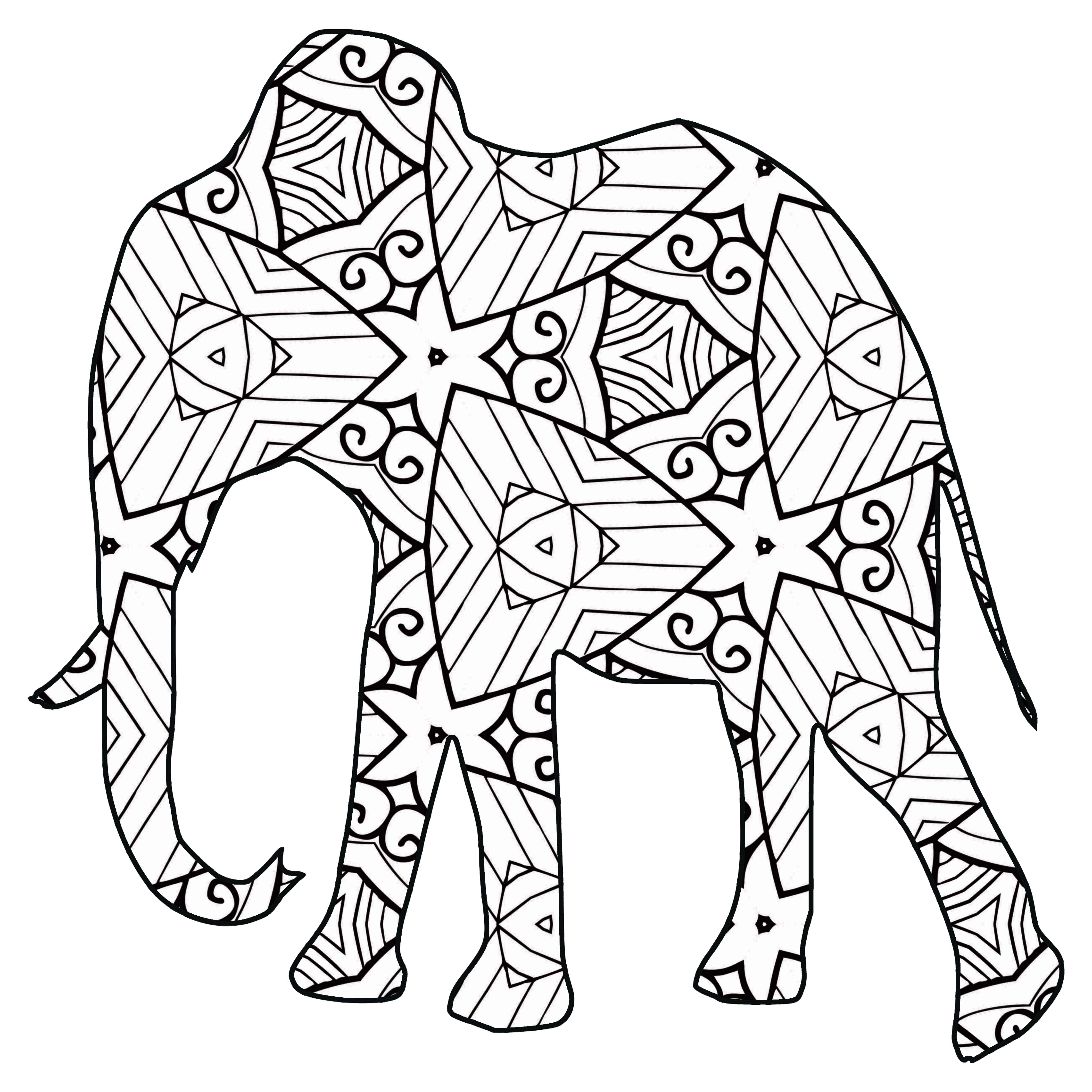 4500x4500 animal coloring pages printable to print for free year olds