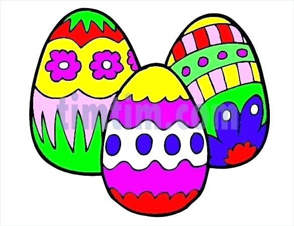 585x450 easter egg drawings templates easter egg drawing ideas