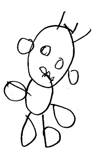 306x539 How A Child's Drawings