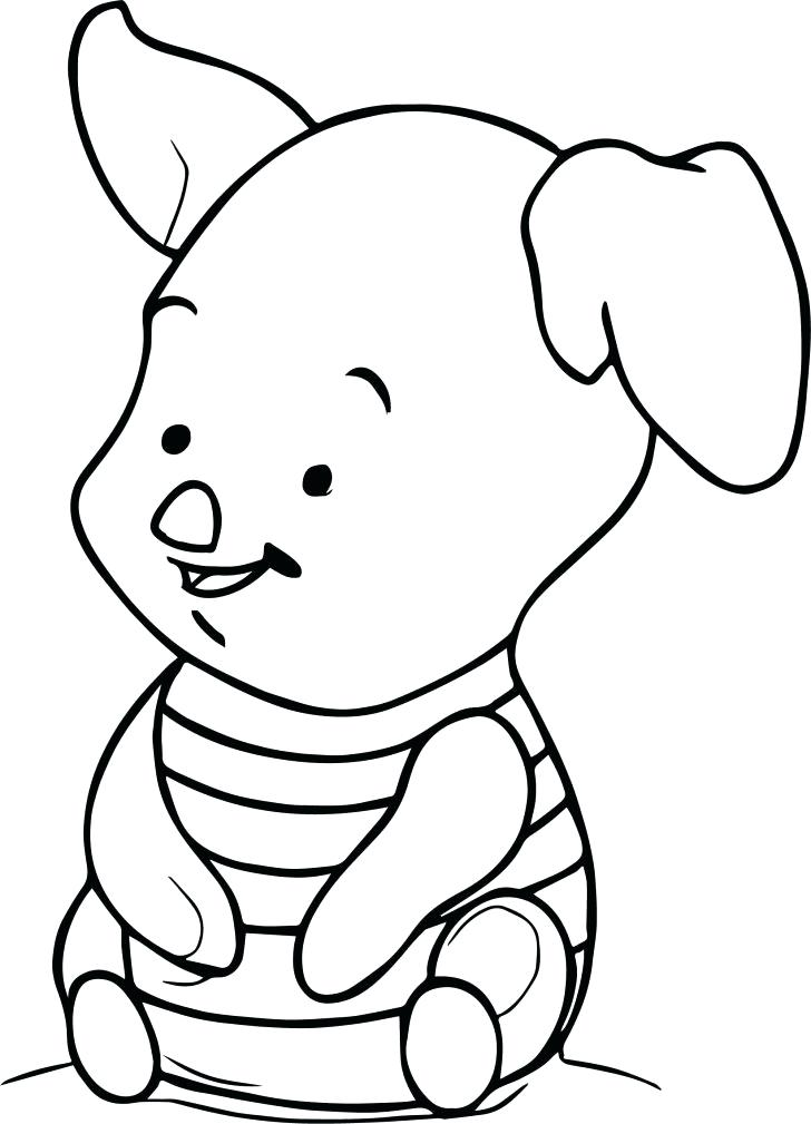 728x1009 drawing of winnie the pooh baby winnie the pooh characters