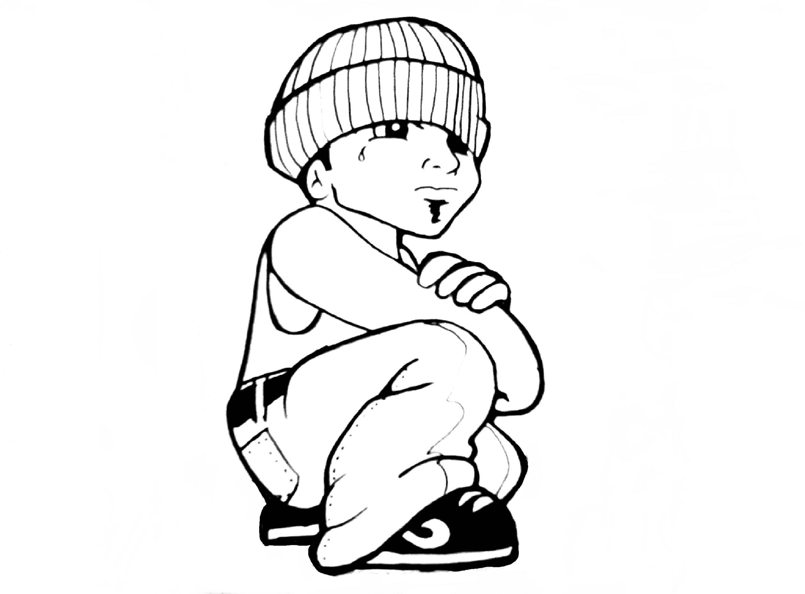 Drawings Of Graffiti Characters
