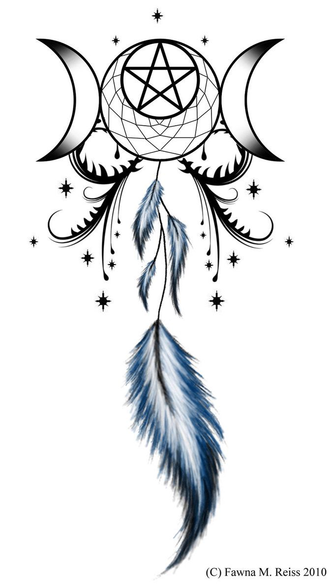 Dream Catcher Tattoo Drawing Free Download Best Dream